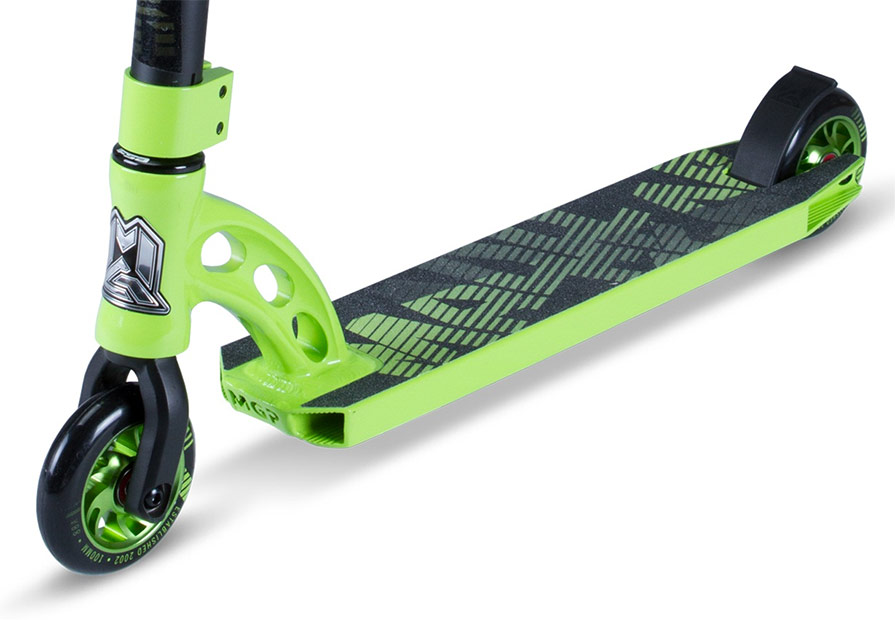 MADD MGP VX7 Pro Lime Green Scooter