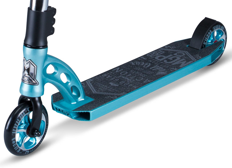 MADD MGP VX7 Team Limited Edition Scooter in Teal