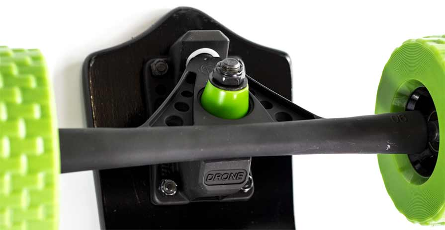 MBS All Terrain Longboard Trucks