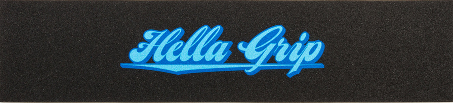 Hella Grip Icebox Blue on Blue Griptape
