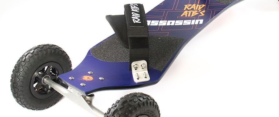HQ Raid Assassin 8inch Kiteboard