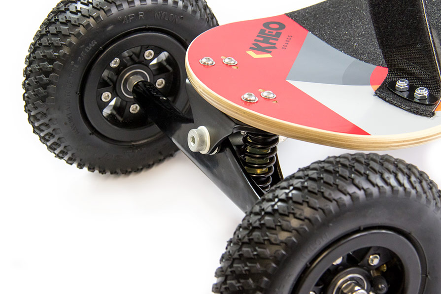 Kheo Flyer V2 Mountainboard Truck Detail