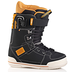 deeluxe original snowboard boot 2017 side view timeless classic