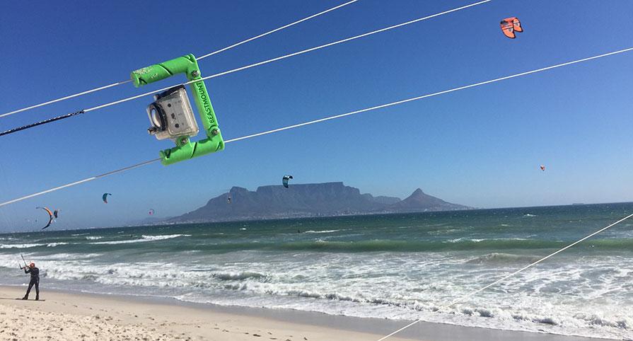 gopro kite line mount instructions