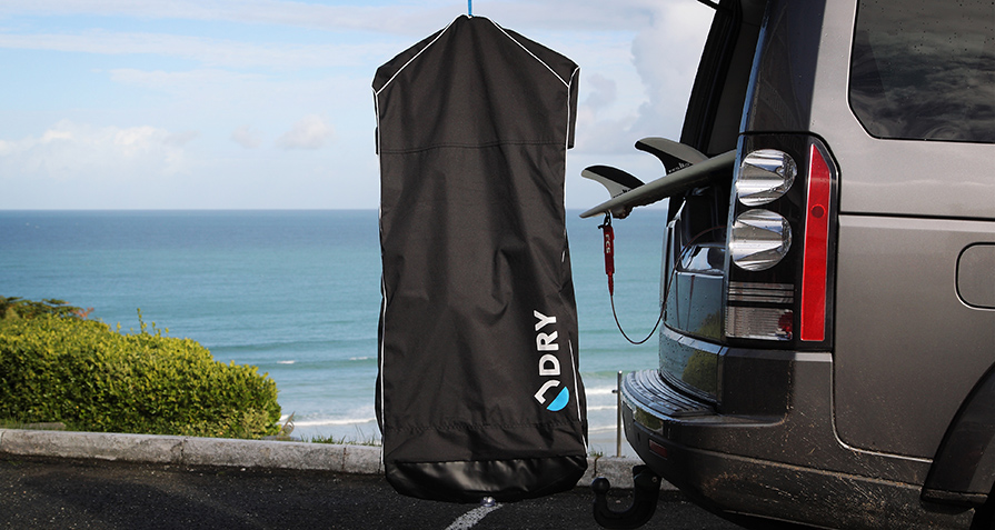 DRY Bag Pro in use in listing