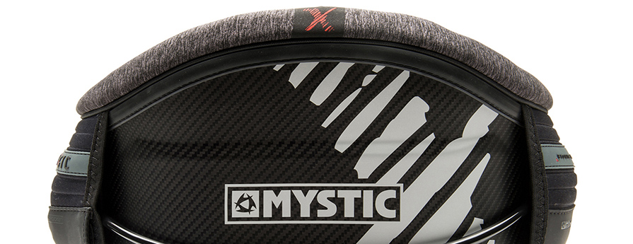 Mystic Majestic X Carbon waist harness back panel