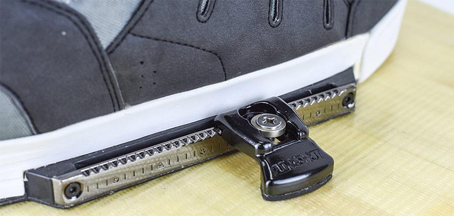 Slingshot Rad 2108 Wake Boots - ATBShop co uk