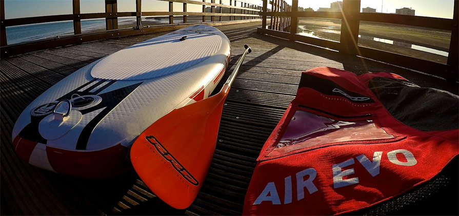 RRD Air EVO iSUP Paddle Board