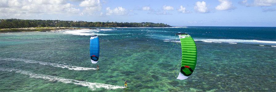 Ozone Hyperlink V1 Foil Kite Flying