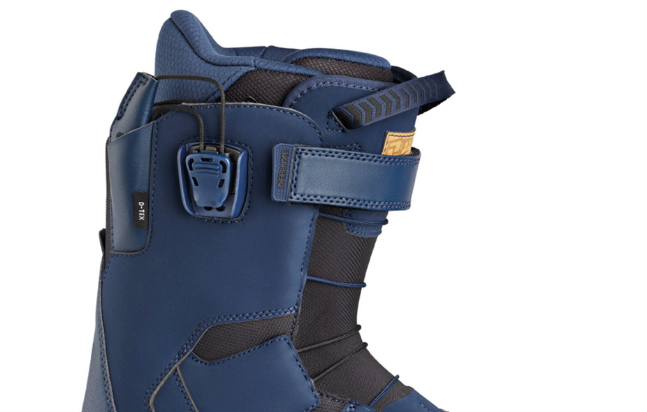 Deeluxe Demon PF Mens Snowboarding Boots close up