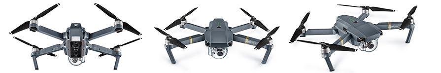 DJI Mavic Pro Fly more Combo Pack Views