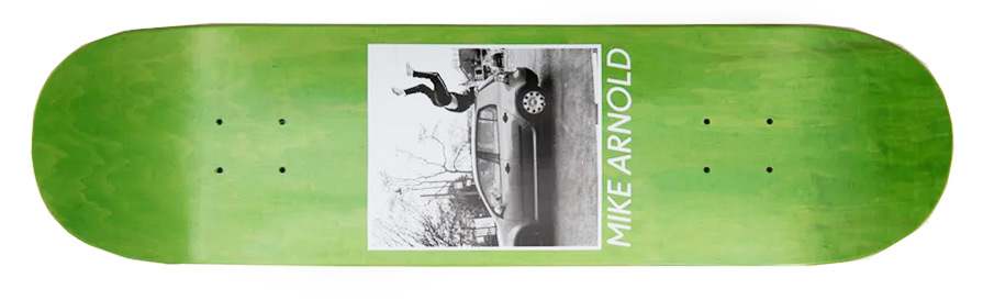 mike arnold sig deck