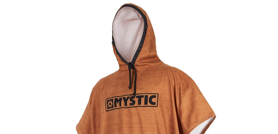 Mystic Poncho Robie Regular Seal Brown Gold
