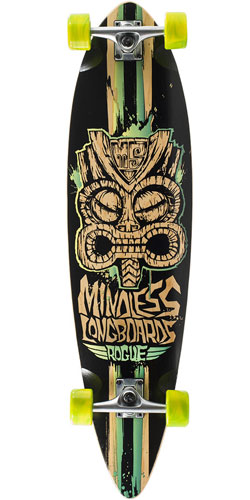 Longboards and Skateboards