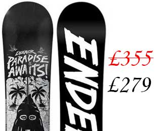 Endeavour New Standard Snowboard