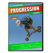 Progression Kite Landboarding DVD