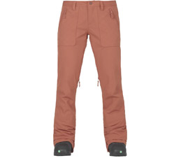 Burton Vida Womens Snowboard Pant in Dusty Rose
