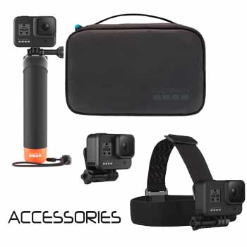 GoPro Accessories and Spares