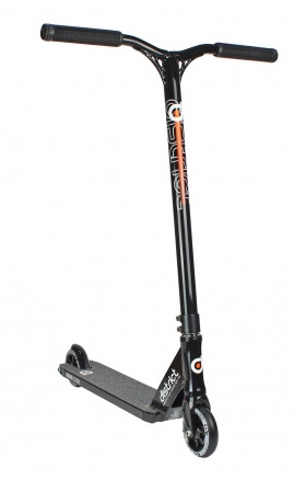 District C-Series C152 Black and Orange Pro Scooter
