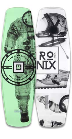 Ronix Kinetik Project Intelligent Core Wakeboard