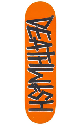 Deathwish Death Spray 8.125in Skateboard Deck