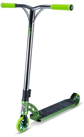 MADD VX7 Team Edition Lime Green Scooter