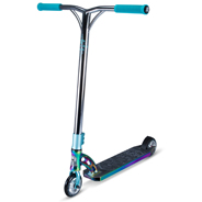 MADD VX7 Team Limited Edition Neo Chrome Teal Scooter