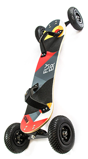 Kheo Flyer V2 Mountainboard