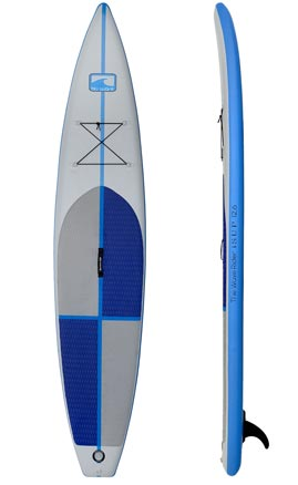 Blu Wave 12ft 6in Catalina Touring iSUP Paddle Board