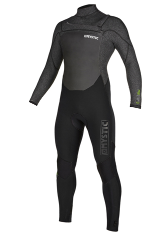 Mystic Voltt 5/4mm Black FZ Mens Winter Wetsuit