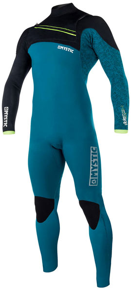 Mystic-Drip-5/4mm-FZ-Winter-Wetsuit-in-Teal