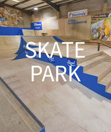 Swindon Indoor Skate Park