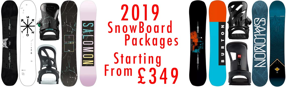 2019 ATBShop Snowboard Package Deals