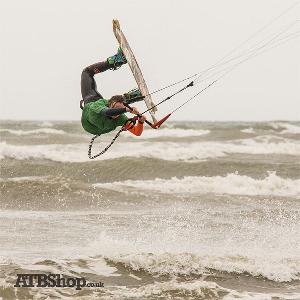 Freestyle Kitesurfing at British Championships