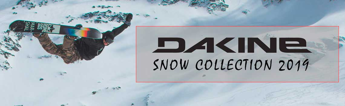 Dakine 2019 Snowboard Collection