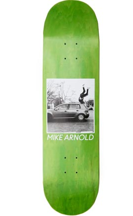 Isle Skateboards Roadman Arnold Skateboard Deck 8.5