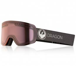 Dragon NFXs Echo Transition Light Rose Snowboard Goggles