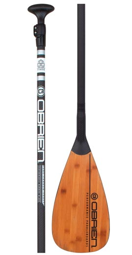 OBrien Carbon Bamboo 3 Piece Adjustable Paddle