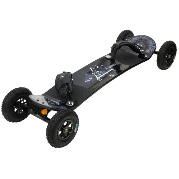 MBS Pro 97 Dylan Warren Mountainboard