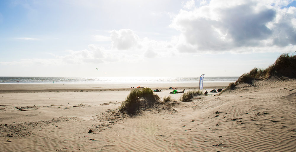 Pembrey Beach View