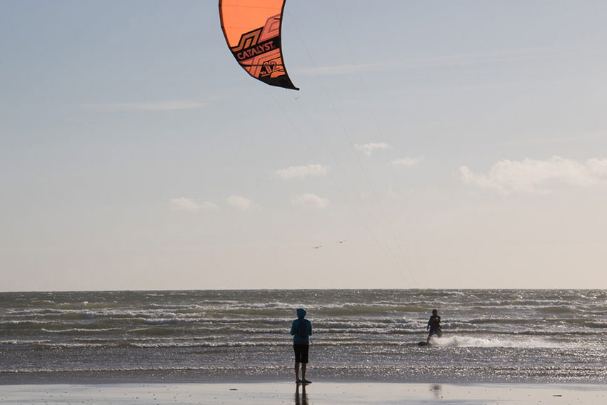 Lessons South Wales Kitesurf