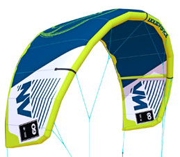 Liquid Force NV v9 Kitesurfing Kites