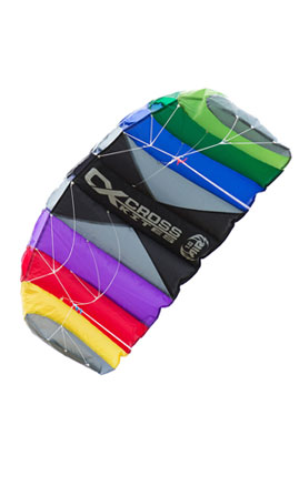 Cross Kites	Air Rainbow Power Kite