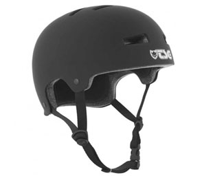 TSG Evo Helmet in Black