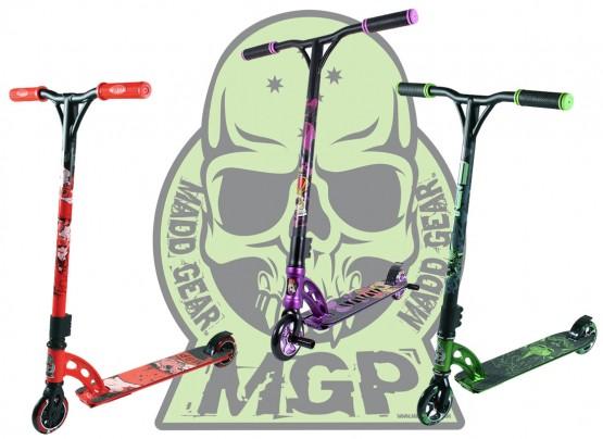 MADD MGP VX3 Scooter Range