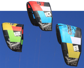 Ozone Catalyst 2014 Kite