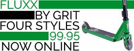 Grit Fluxx 2014 Scooter at ATBShop.co.uk