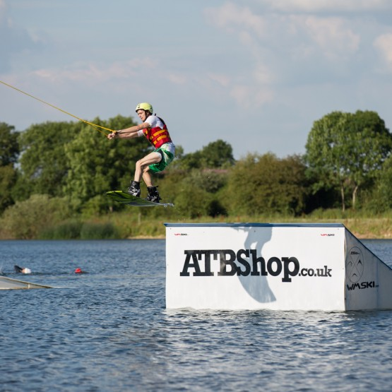 ATBShop - Learning To Wakeboard - Session 3