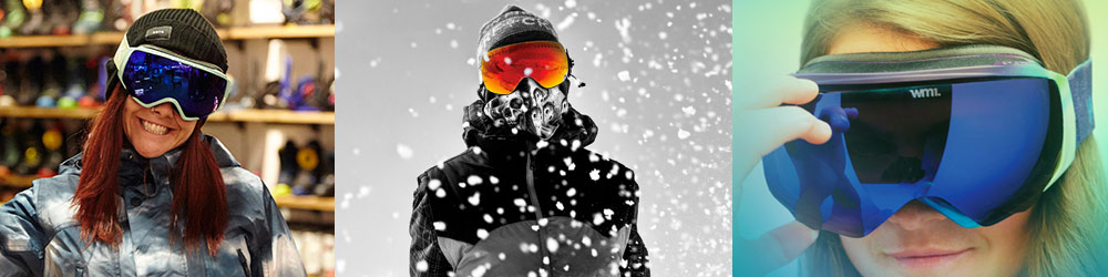 snowboard goggles styles