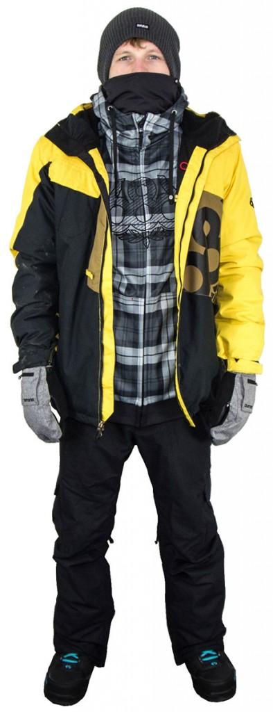 Harry Snowboard Outerwear